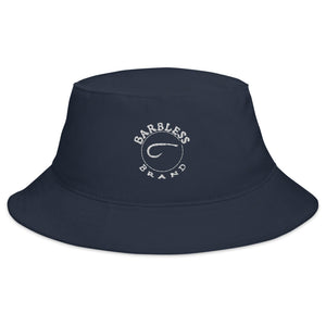 Barbless Brand Fishing Bucket Hat