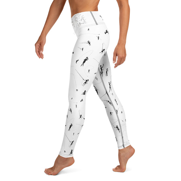 Fly Dance Yoga Leggings
