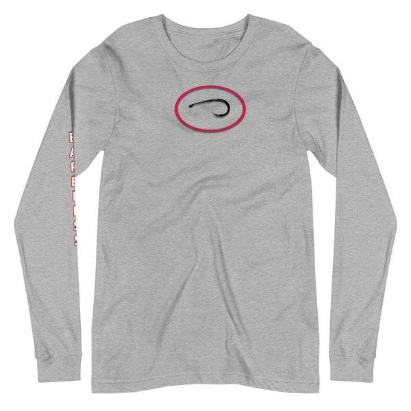 Fly Fish Barbless Unisex Long Sleeve Tee