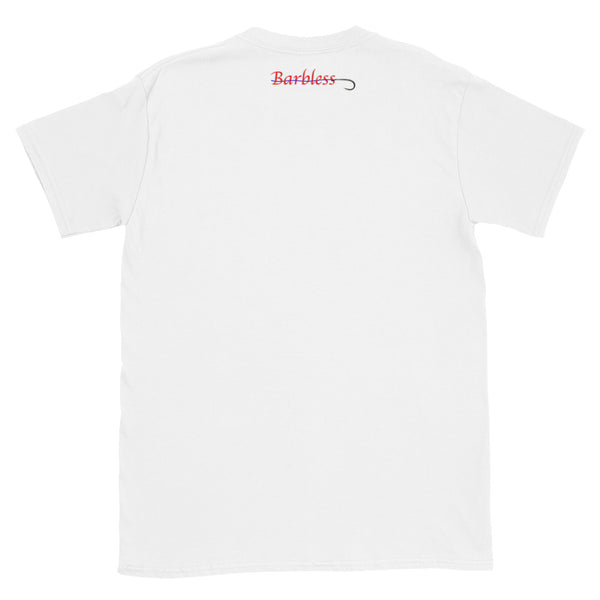 Barbless Brand Short-Sleeve Unisex T-Shirt