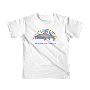 Fish Wish Kids Tee