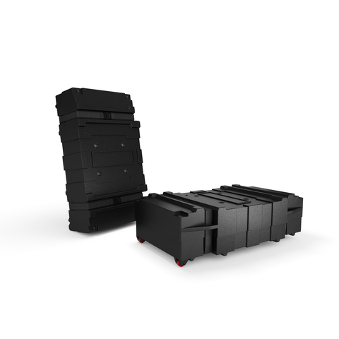 CA2500 display travel case