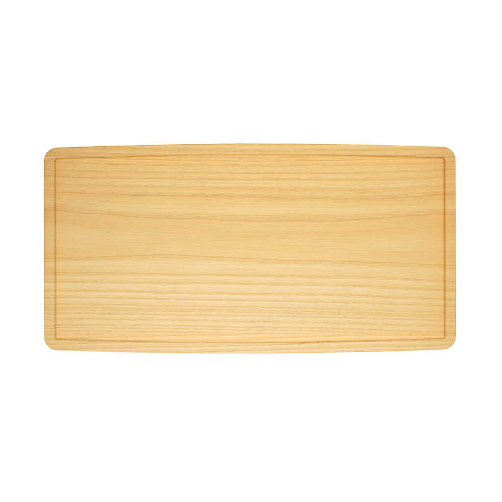 CA700 Counter Case Bamboo counter top