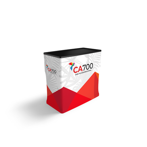 CA700  Counter Case for trade shows and events