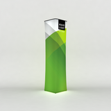 WaveLight LED Backlit Inflatable Square Tower  for Trade Shows and Exhibits