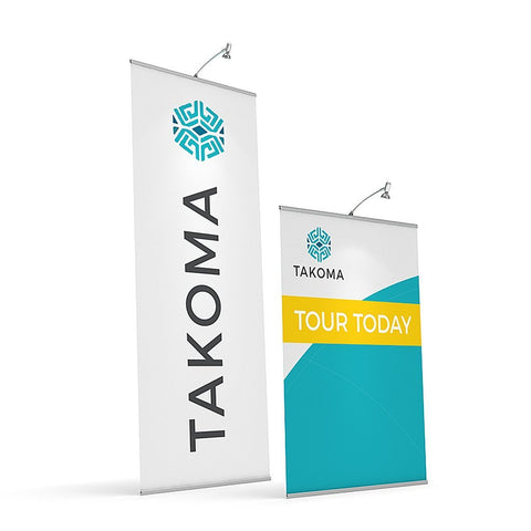 BrandStand® Express Stand Banner Stand Display
