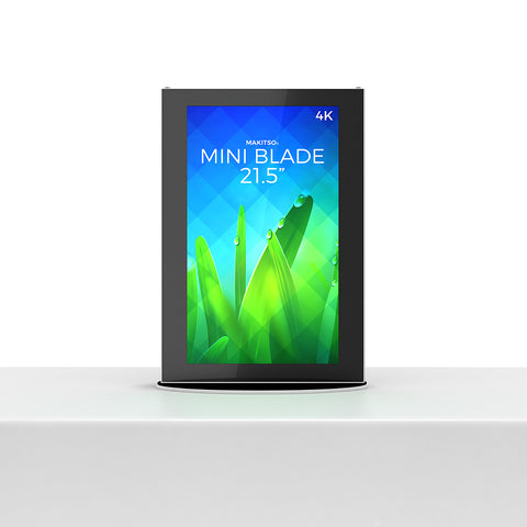 "Makitso® Mini Blade 21.5"" - Digital Signage Kiosk"