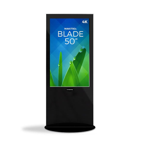 "Makitso Blade 50"" Pro Digital Signage Kiosk black"