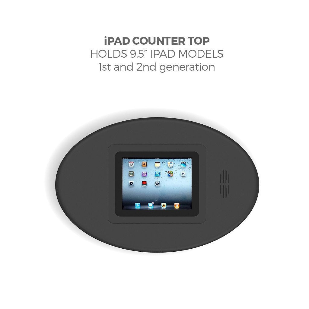 BrandStand Brandcusi Counter with integrated top for iPad