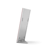 "Makitso® Concierge Digital Retail Kiosk Solutions 21.5"" White Back View"