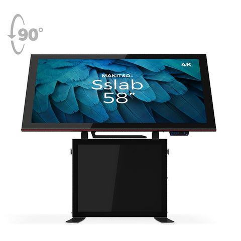 "Makitso Sslab 58"" - 4K Digital Signage"