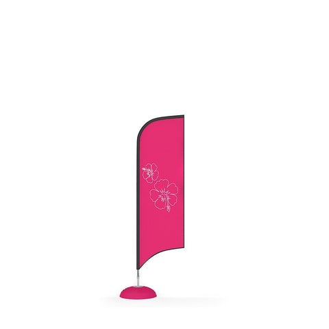 Waveline Blade Flag Medium - Promo Advertising Feather Flag