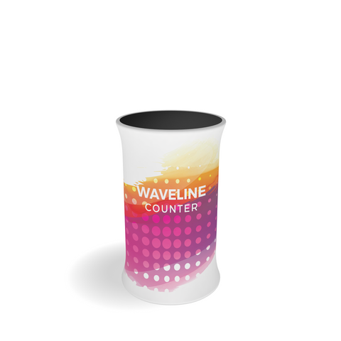 Makitso WaveLine® Circular Counter for trade shows and events