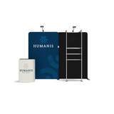 WavelineMedia Kit WLMEE with waterfall shelf