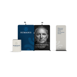 WavelineMedia Kit WLMEE with banner stand
