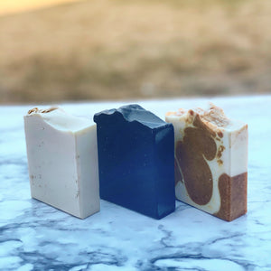 Amazing Soap Bar Trio