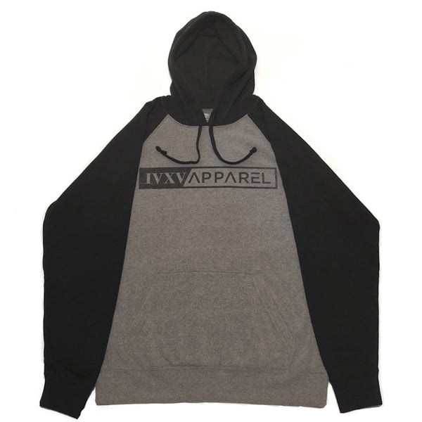 IVXV-Badge-Pullover-Hoodie-Heather-and-Black