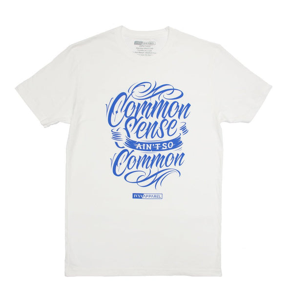 Common Sense T-Shirt - IVXV Apparel
