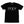 Load image into Gallery viewer, IVXV-Logo-Shirt-Black-with-Metallic-Silver