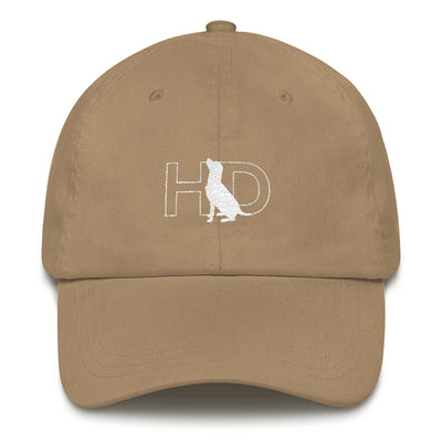 Hound Dog Dad Cap