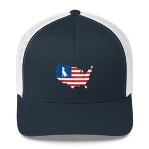 United States Trucker Cap
