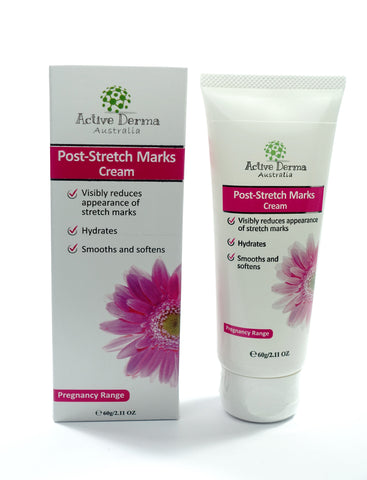Post-Stretch Marks Cream