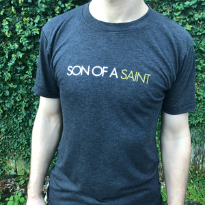 Son of a Saint Black Tee