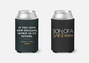 Son of a Saint Koozie