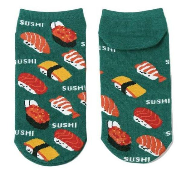 Cartoon Sushi Ankle Socks - sock Vendor