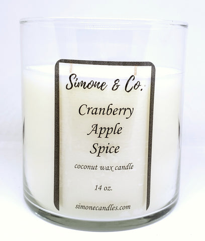 Cranberry Apple Spice