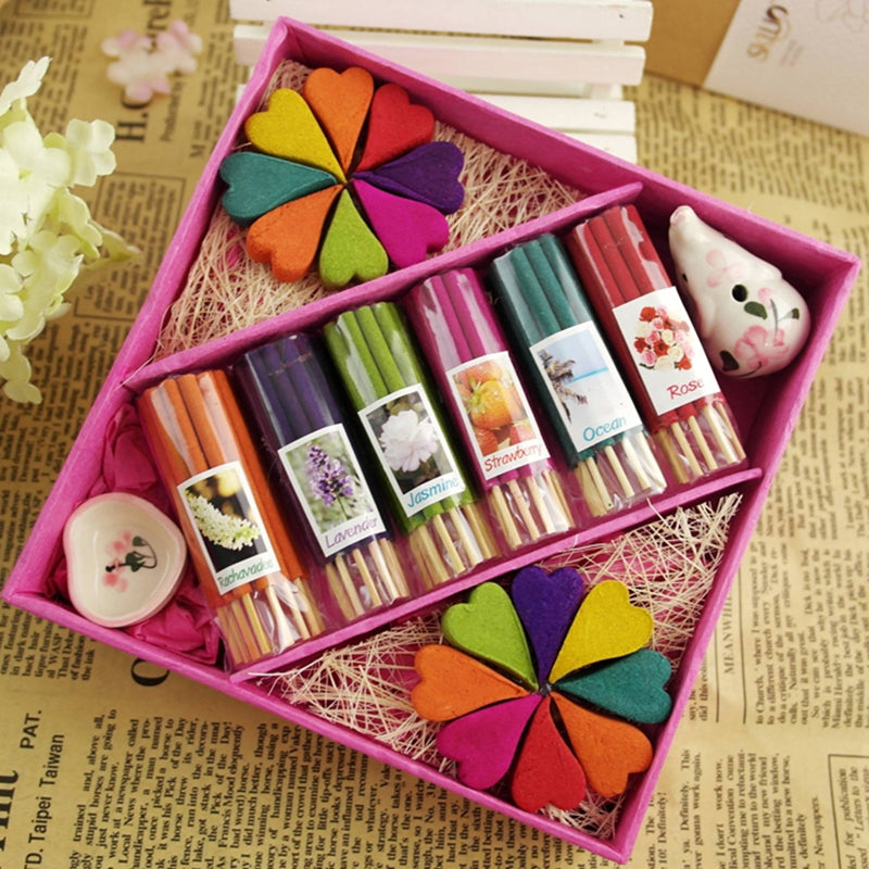 Thailand Incense Aromatic Stick Gift Pack