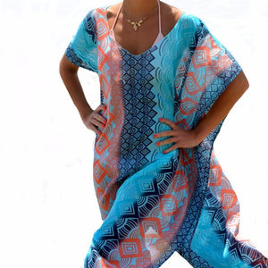 Bohemian Beach Dress/Sarong