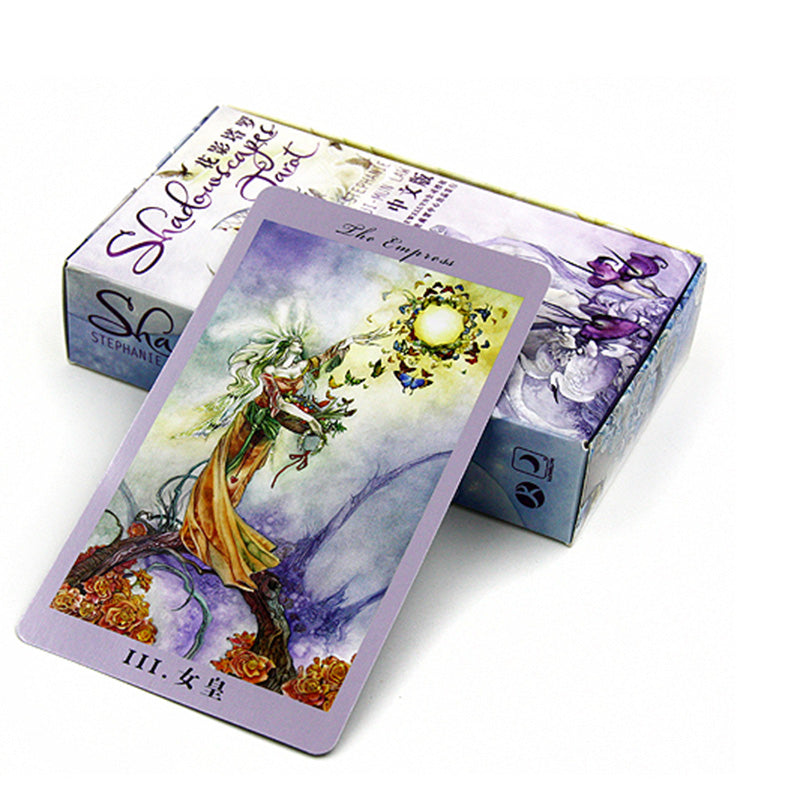 """Shadowscapes Tarot"""