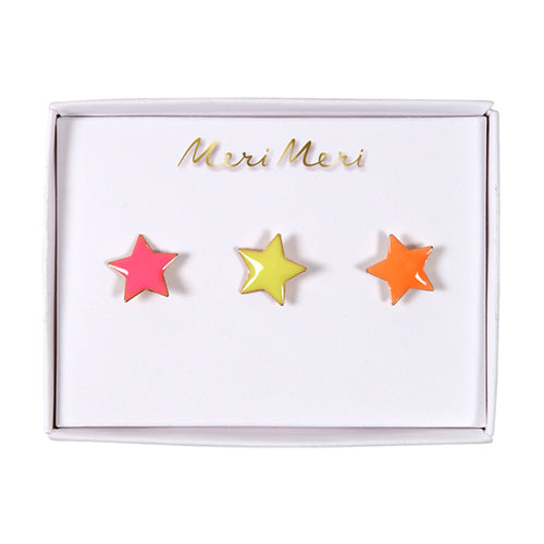 Star Enamel Pins Lemon Drop Children's Shop Lemon Drop Children's Shop - Lemon Drop Children's Shop