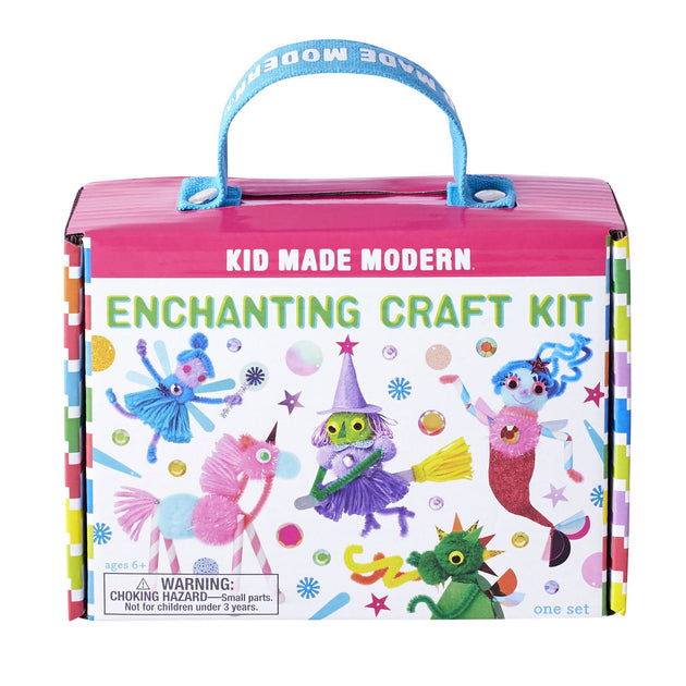Enchanting Craft Kit KidMadeModern Lemon Drop Children's Shop - Lemon Drop Children's Shop
