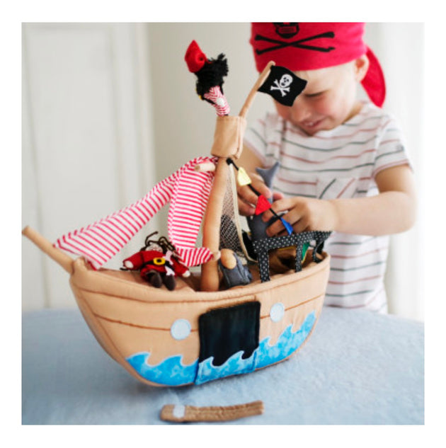 Pirate Ship Lemon Drop Children's Shop Lemon Drop Children's Shop - Lemon Drop Children's Shop