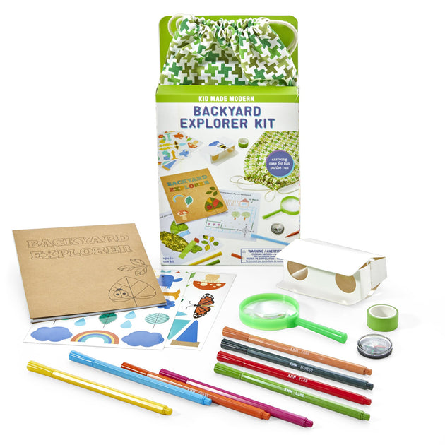 Backyard Explorer Kit KidMadeModern Lemon Drop Children's Shop - Lemon Drop Children's Shop