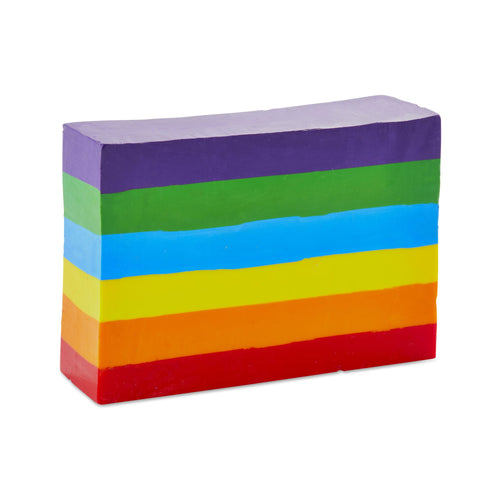 Rainbow Block Crayon KidMadeModern Lemon Drop Children's Shop - Lemon Drop Children's Shop