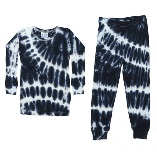 Thermal Tie Dye Pajamas- Kai