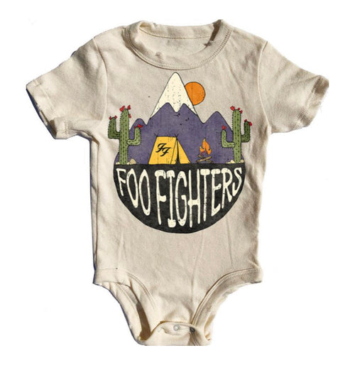 Foo Fighters Onesie