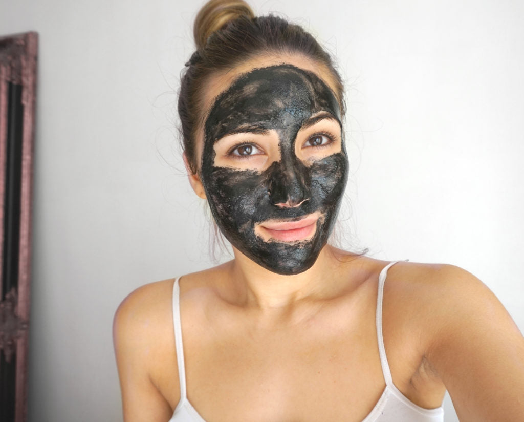 Pure Detox Charcoal Facial Sheet Mask