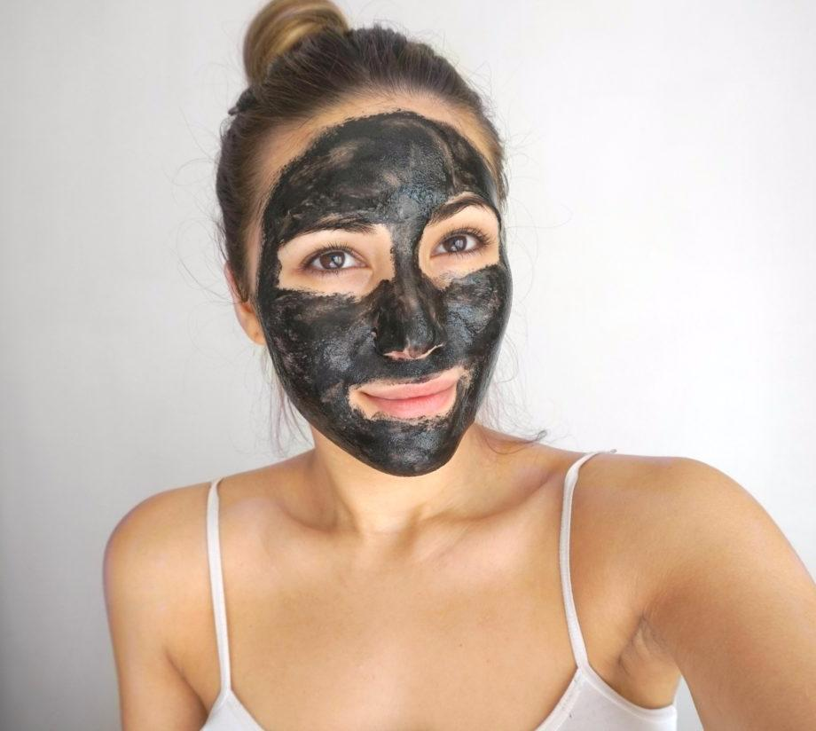 Pure Pores Charcoal Peel Off Mask (liquid pore strip)