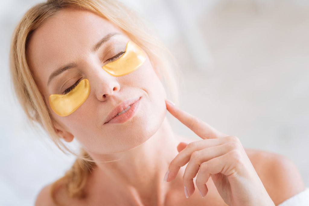 Pure Gold 24k Under Eye Masks (2)