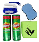 Comet Cleaner Total Kitchen and Bathroom Cleaner Kit
