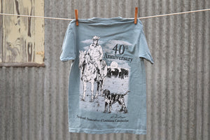 Kids 40th Anniversary T-Shirt - The Louisiana Catahoula Catalog, Inc. Kids 40th Anniversary T-Shirt - The Catahoula Shop