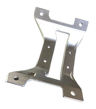 Cast alloy 550 engine bed plate