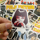 Pulp Fiction Decal Stickers - AESTHEDEX