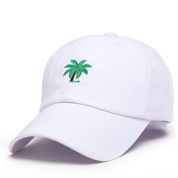 Palm Trees Baseball Cap - AESTHEDEX