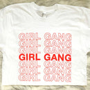 Girl Gang T-Shirt - AESTHEDEX