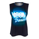 Neon Dreams Tank Top - AESTHEDEX